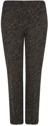 Marina Rinaldi Stretch Tweed Trousers