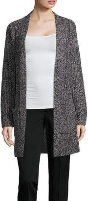 A.N.A Long Sleeve Drop Shoulder Cardigan - Tall