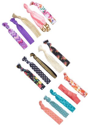 FINEST ACCESSORIES Forever Coastal Paradise Ribbon Pony - Pack of 15 $14.97 thestylecure.com