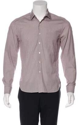 Shipley & Halmos Woven Button-Up Shirt