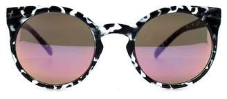 Quay Kosha 50mm Round Sunglasses