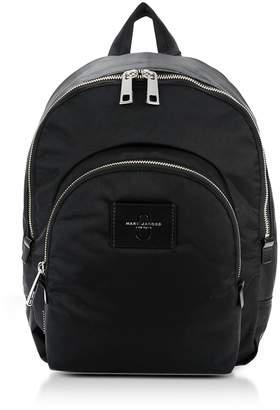 Marc Jacobs Black Nylon Double Zip Pack