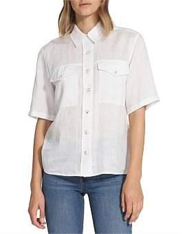 Nobody Denim Upstate Linen Shirt