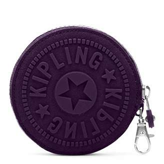 Kipling Marguerite Deep Purple Coin Purse