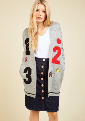 Dreamers by Debut Practice Team-Quirk Cardigan $54.99 thestylecure.com
