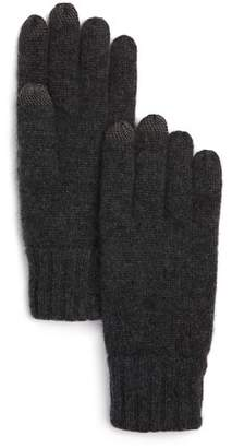 Bloomingdale's The Men's Store at Knitted Tech Gloves - 100% Exclusive