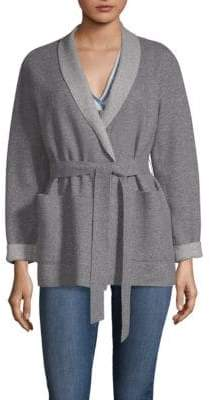 Max Mara Desy Double Faced Wool Jacket