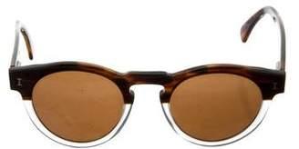 Illesteva Tinted Leonard Sunglasses