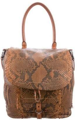 Barbara Bui Python Air Bag