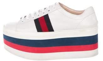 0ddef5877b5e Gucci Platform Sneaker - ShopStyle