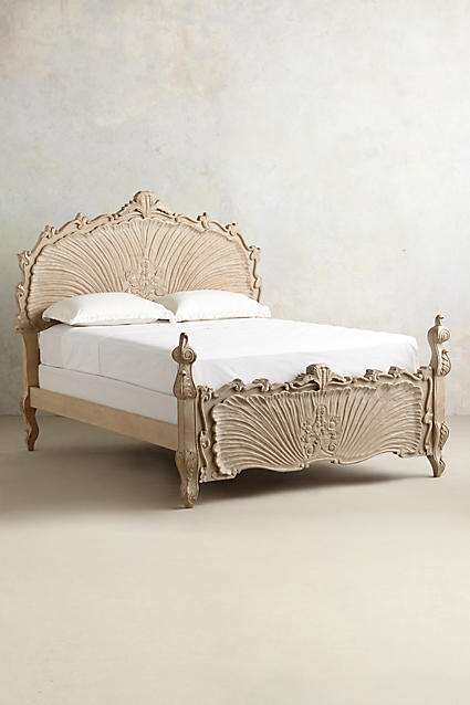Anthropologie Coralie Bed