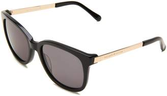 Kate Spade Women's Gaylas Oval Sunglasses