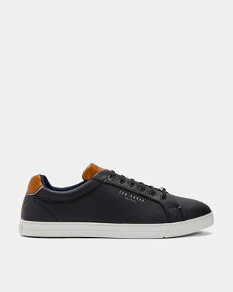 Ted Baker THWALLY Soft leather trainers