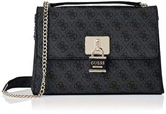 GUESS Downtown Cool Convertible Crossbody Flap