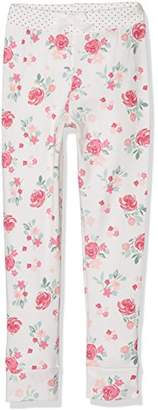 Petit Bateau Girl's Pantalonnuit Pyjama Bottoms,(Manufacturer Size: 3Years/95 cm)