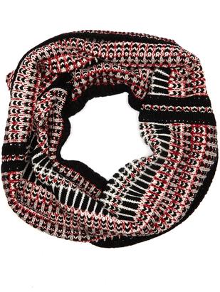 DIANE VON FURSTENBERG Multiweave circle scarf $198 thestylecure.com