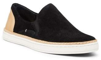 UGG Adley Perforated Slip On Sneaker