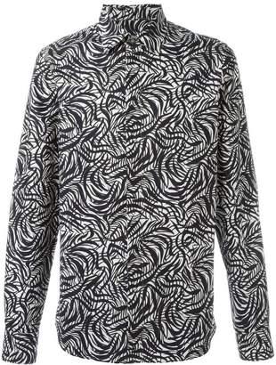 Marni abstract printed shirt