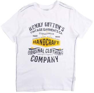 Henry Cotton's T-shirt