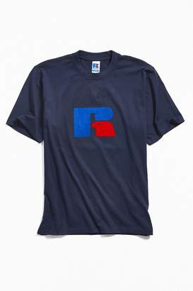 Russell Athletic Jerry Flocked Tee