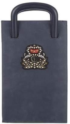 Christian Louboutin Leather Shoulder Bag