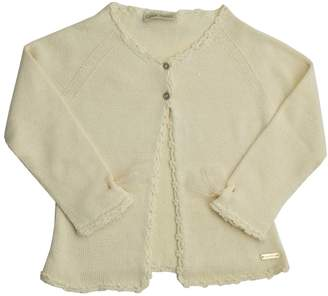 cesar blanco Sand Knitted Sweater