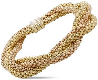 Fope Heritage  18K Tri-Color Bracelet