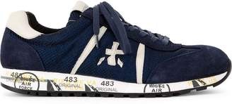 Premiata lace up sneakers