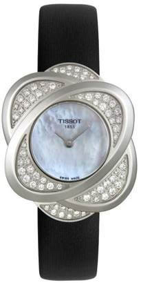 Tissot Women's T03112580 T-Trend Collection Precious Flower Diamond Watch