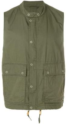 Engineered Garments buttoned gilet