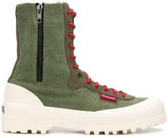 Superga Alpina hi-top sneakers