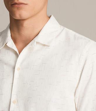 AllSaints Eugene Short Sleeve Shirt