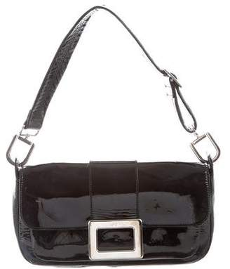 Roger Vivier Patent Leather Shoulder Bag