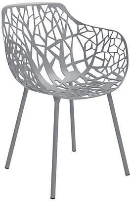 Janus et Cie Forest Armchair - Silver