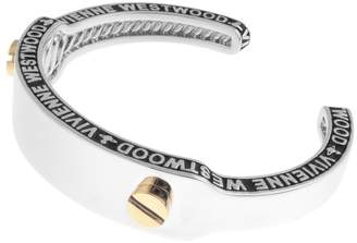 Vivienne Westwood Frederic Bangle Silver