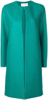 Harris Wharf London straight fit coat