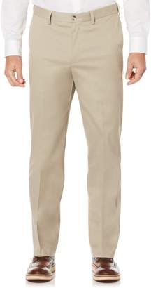 Savane Men's Flat Front Ultimate Performance Chino Pant