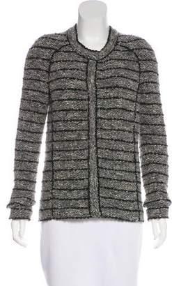 Etoile Isabel Marant Tweed Bouclé Jacket