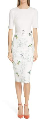 Ted Baker Kinnya Body-Con Dress