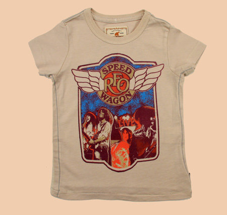 Trunk REO Speedwagon You Get What You Pay For Tee