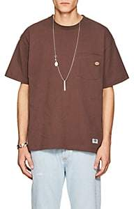 "Dickies CONSTRUCT Men's ""Beverly Hills"" Jersey T-Shirt - Brown"