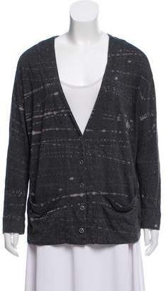 Raquel Allegra V-Neck Cardigan