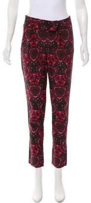 A.L.C. Mid-Rise Printed Pants