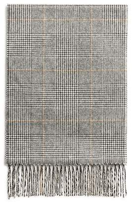 Bloomingdale's The Men's Store at Glen Plaid Cashmere Scarf - 100% Exclusive