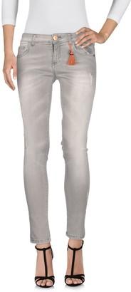 Alysi Denim pants - Item 42681497VT