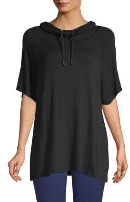 Gaiam Gia Hooded Poncho