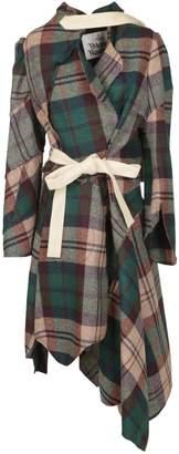 Vivienne Westwood Checked Coat