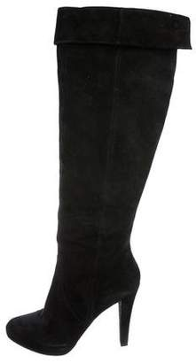MICHAEL Michael Kors Suede Knee-High Boots