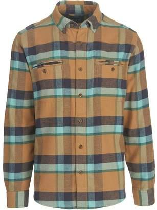 Woolrich Oxbow Pass Modern Eco Rich Flannel Shirt - Men's