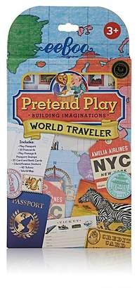 Eeboo WORLD TRAVELER PRETEND PLAY SET